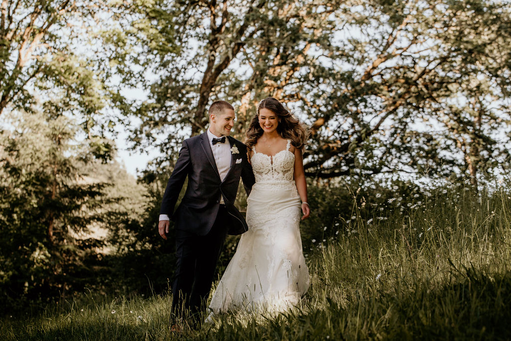 Maysara Winery Wedding | Peachy Keen Coordination | Kristina Kay Photography