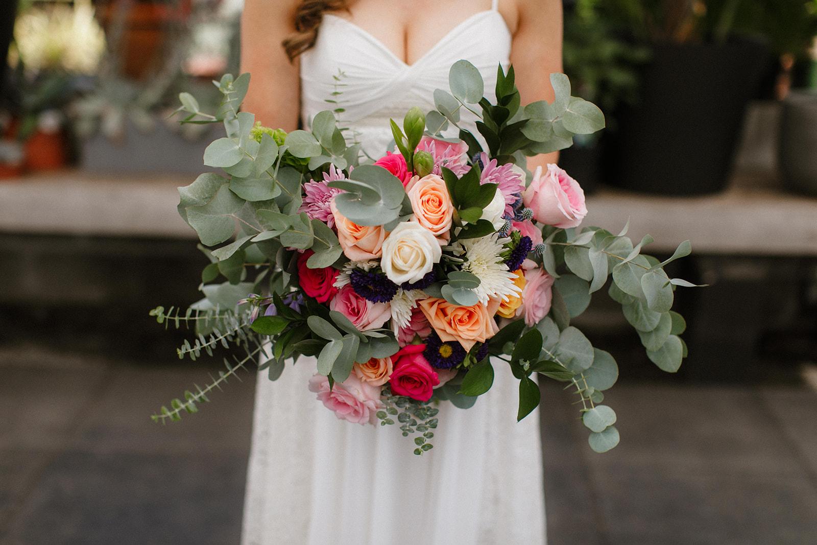 Andrea Zajonc Photography   Castaway Portland wedding   Peachy Keen Coordination